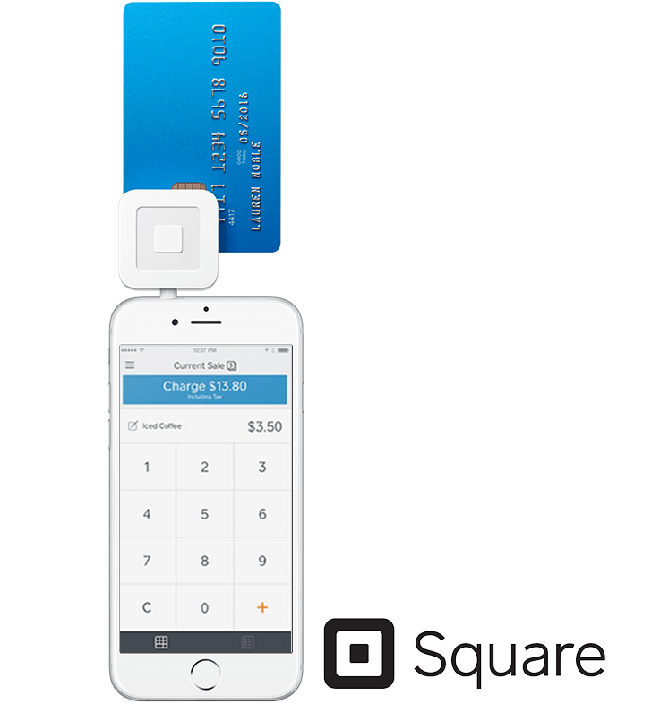 SalesIn and Square integration