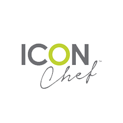 Icon chef logo